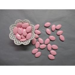 Dragées Médicis Chocolat Couleur Rose