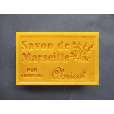 Savon de Marseille parfum abricot