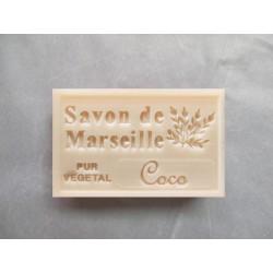 Savon de Marseille à la Noix de Coco
