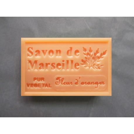 Savon de Marseille à la Fleur d'Oranger