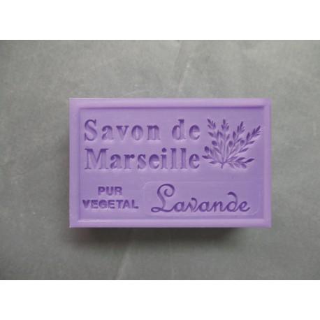 Savon de Marseille à la lavande
