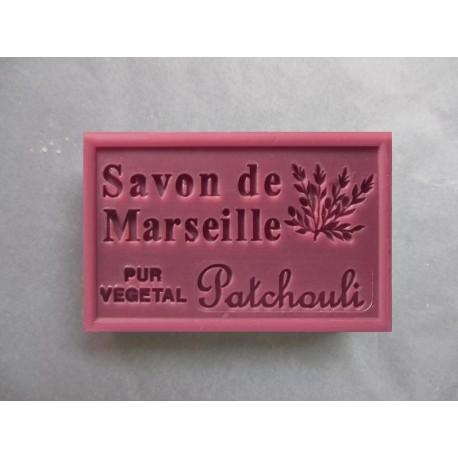 Savon de Marseille au Patchouli